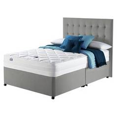 Silentnight Knightly 2000 Memory Divan Bed - Double