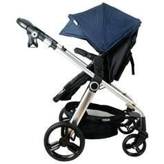 My Babiie MB150 Blue Denim Pushchair