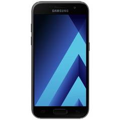 SIM Free Samsung Galaxy A3 2017 16GB Mobile Phone - Black