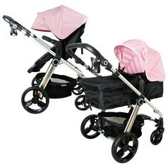 My Babiie MB150 Baby Pink Pushchair