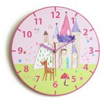 more details on Arthouse Fairies Wall Clock.