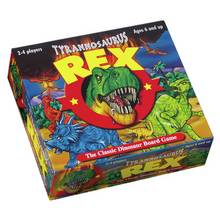 Paul Lamond T Rex Game