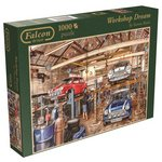 more details on Falcon Deluxe Workshop Dream Jigsaw Puzzle.