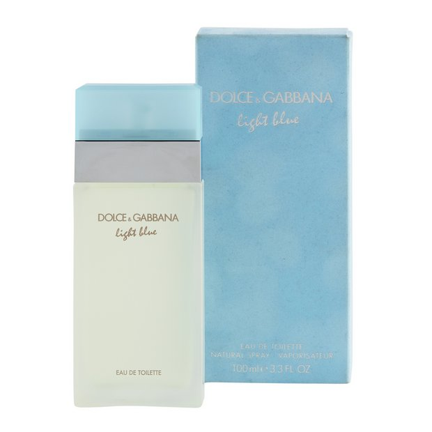 buy dolce gabbana light blue eau de toilette for women. Black Bedroom Furniture Sets. Home Design Ideas