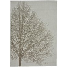 County Tree Rug - 60x110cm - Natural