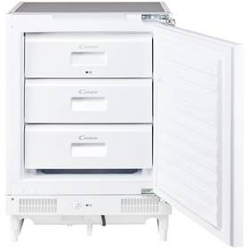 Candy CFU130EK Integrated Under Counter Freezer - White