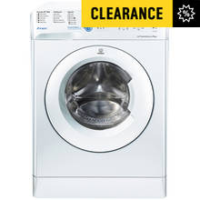 Indesit BWD71252WUK.R 7KG 1200 Spin Washing Machine - White