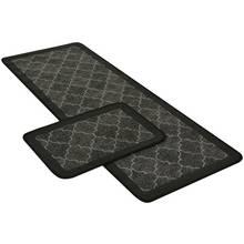 Spanish Tile Runner and Doormat Set - 100x57cm