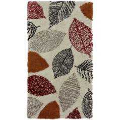 Noble Autumn Leaf Rug