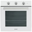 more details on Indesit Aria IFW6330WH Single Oven - White.