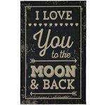 County Moon Rug - 160x230cm - Black