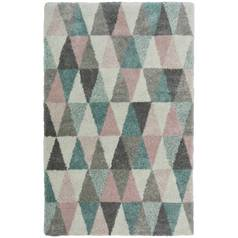 Noble Triangles Rug