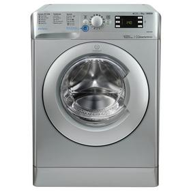 Indesit BWE91484X 9KG 1400 Spin Washing Machine - Silver