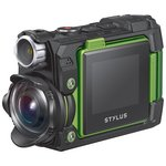 more details on Olympus TG-Tracker Wi-Fi 4K Action Camera - Green.