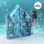 more details on Disney Frozen Snowflake Mansion.