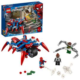 LEGO Super Heroes Marvel Spider-Man vs. Doc Ock Set - 76148