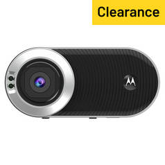 Motorola MDC100 2.7 Inch Full HD Dash Cam - Black