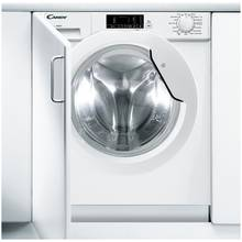 Candy CBWM815D 8KG 1500 Spin Washing Machine - White Best Price, Cheapest Prices