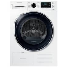 Samsung DV80K6010CW 8kg Heat Pump Tumble Dryer - White Best Price, Cheapest Prices
