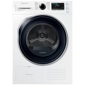 Samsung DV80K6010CW 8kg Heat Pump Tumble Dryer - White