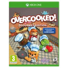 Overcooked Gourmet Edition Xbox One Game.