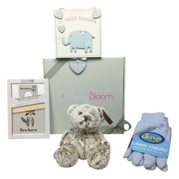 Baby Boy Gifts Argos : Buy new baby boy gift sassy bloom box at argos