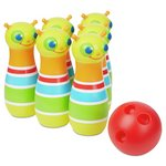 more details on Melissa and Doug Giddy Buggy Bowling Set.