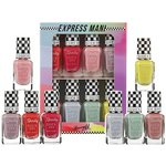 more details on Barry M Speedy Summer 8 Nail Polish Set.