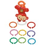 more details on VTech Link and Play Monkey.