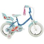 more details on Sunbeam Mermaid 14 Inch Kids Bike