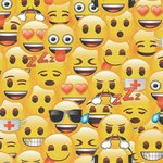 more details on Emoji Yellow Smiley Wallpaper.