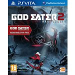 more details on God Eater 2: Rage Burst PS Vita Game.