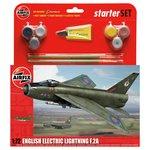 more details on Airfix RAF English Electric Lightning Model Kit.