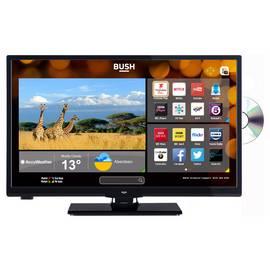309c756dfd80 Bush 24 Inch HD Ready Smart TV With DVD Player - Black