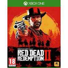 Red Dead Redemption 2 Xbox One Pre-order Game