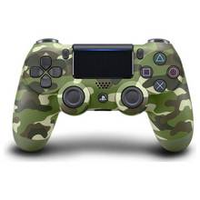 PS4 DualShock 4 V2 Wireless Controller - Green Camo