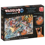 more details on Wasgij Mystery 13 – A Purrrfect Escape!