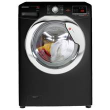 Hoover DXOC610C3B 10KG 1600 Spin Washing Machine - Black Best Price, Cheapest Prices