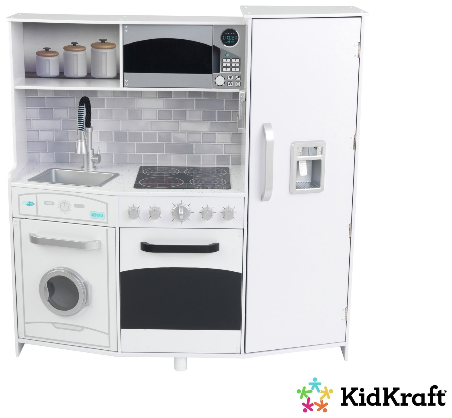 KidKraft Large Play Wooden Play Kitchen