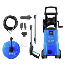 Nilfisk Compact 125 High Pressure Washer - 1500W