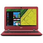 more details on Acer Aspire ES 11.6 Inch Celeron 4GB 32GB Laptop - Red.