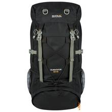 Regatta Survivor III 85L Backpack - Black.