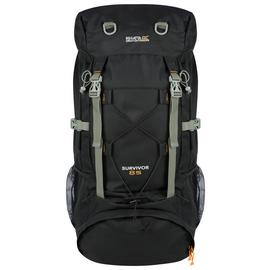 Regatta Survivor III 85L Backpack - Black