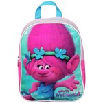 more details on Dreamworks Trolls Junior Backpack - Multicoloured Poppy.