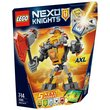 more details on LEGO Nexo Knights Battle Suit Axl - 70365.