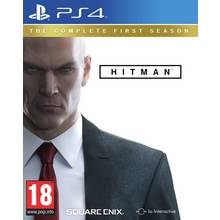 Hitman PS4 Game
