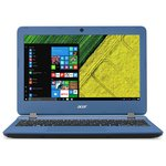 more details on Acer Aspire ES 11.6 Inch Celeron 4GB 32GB Laptop - Blue.