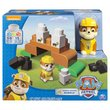 more details on PAW Patrol Rubble with Transforming Backpack.