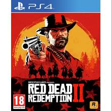 Red Dead Redemption 2 PS4 Pre-order Game