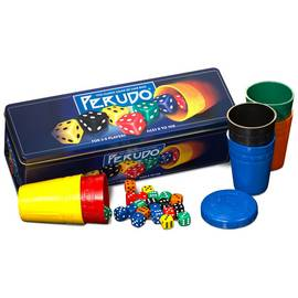 Paul Lamond Games Perudo Game